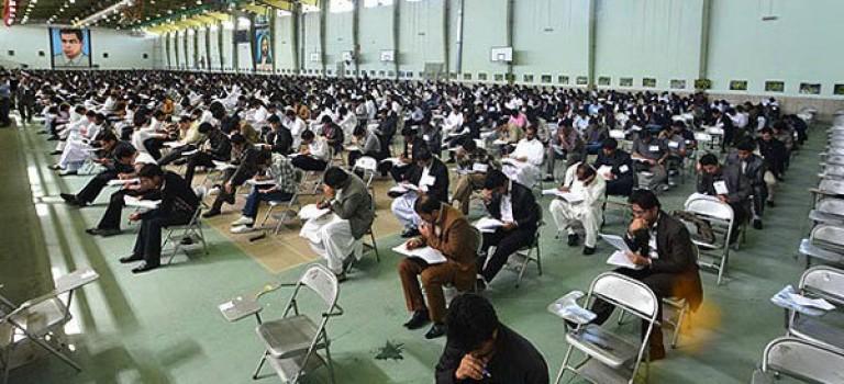 پذیرش ۱۵۹ هزار نفر در کنکور کارشناسی ارشد ۹۴