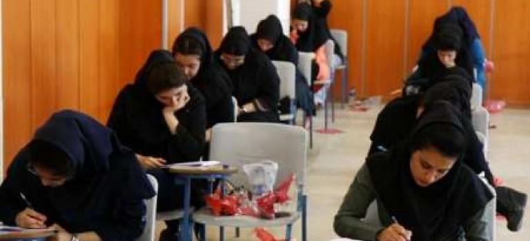 کاهش ۱۲۰ هزار نفری داوطلبان آزمون کارشناسی ارشد ۱۳۹۵ آزاد