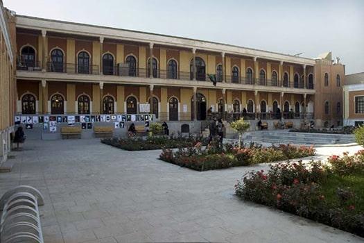 کارشناسی ارشد بدون کنکور 98 - 99 دانشگاه هنر اصفهان