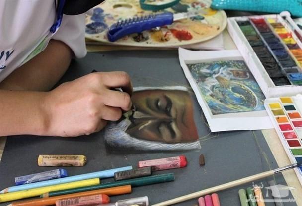 رتبه های قبولی ارشد 96 - 97 - 98 رشته هنرهای تصویری و طراحی