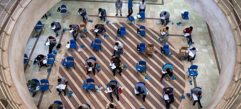پذیرش پنج هزار نفر در کنکور ارشد ۹۷ علوم پزشکی