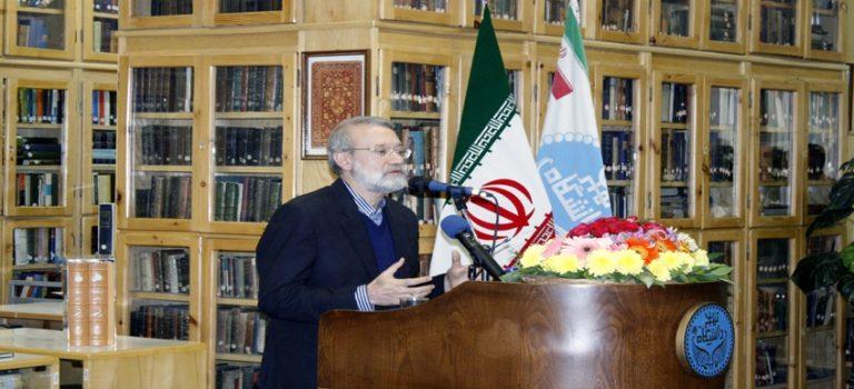 پیشنهاد بررسی حذف کنکور کارشناسی ارشد از سوی رئیس مجلس شورای اسلامی