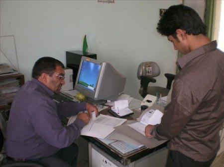 اعلام مدارک مورد نیاز ثبتنام پذیرفتهشدگان تکمیل ظرفیت کارشناسی ارشد ۹۵ آزاد